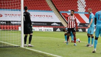 Sheffield United vence al Tottenham en la Premier League