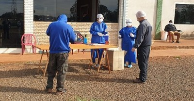Refuerzan controles de la tuberculosis en penitenciaría de CDE