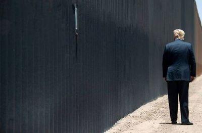 Trump apuesta por un muro virtual para proteger parte de la frontera con México