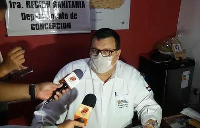 Autoridades sanitarias buscan completar árbol de contactos del intendente de Azotey