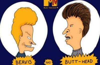 Clásico programa de MTV 'Beavis and Butt-head' regresa con nuevos episodios