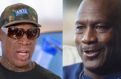 Rodman defendió a Jordan: 'Muchos no entendieron lo que trató de hacer en el documental'