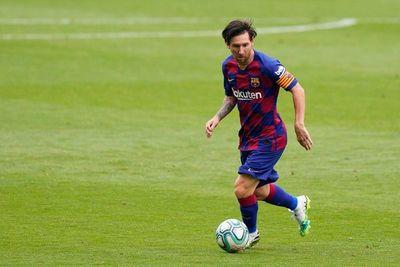 ¿Messi se quiere ir?