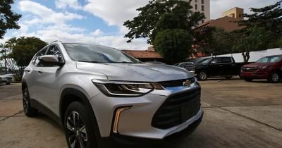 Chevrolet Tracker anticipa un nuevo nivel de conducción