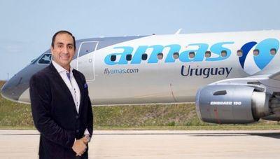 """Amaszonas: """"El proyecto de una filial paraguaya con jets E-190 sigue en pie"""""""