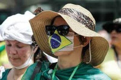 Brasil supera la marca de 1,5 millones de infectados con coronavirus