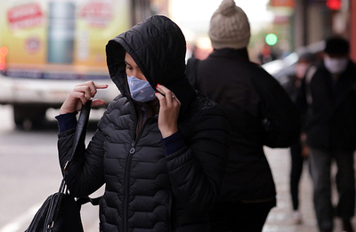Anuncian un viernes frío a fresco con vientos variables