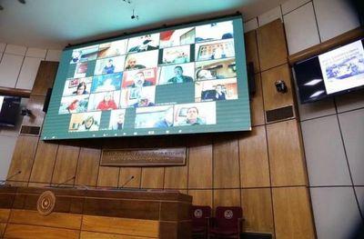 Senadores se ratifican en proyecto original de Racionalización de Gastos Públicos