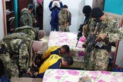 Detenido líder de tráfico de cocaína tras operativo Juego Sucio