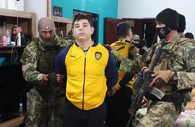 Jefe de la barra brava Luque lideraba la mayor red de microtráfico de cocaína en Central