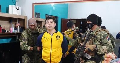 Cae supuesto líder de traficantes de cocaína de Central tras 14 allanamientos