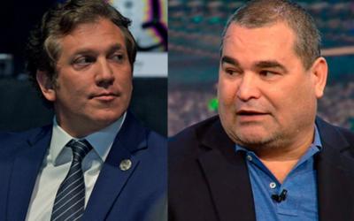 Domínguez vs. Chilavert ya tiene fecha definida