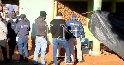 Crimen en Capiatá: Heridos se encuentran estables pero bajo observación