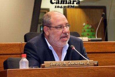 El ladrón Lucho Zacarías hace cajonear proyecto de Ley que desafecta propiedad a favor del SNPP – Diario TNPRESS