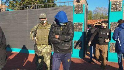 Operativo contra tráfico de cocaína: hay 17 detenidos, entre ellos un hurrero de González Daher