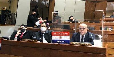 """Rotundo: """"Horacio Cartes no tiene interés en jurar como senador y no hay ningún acuerdo con Marito sobre el tema"""", lanzó comunicador"""