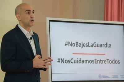 """Julio Mazzoleni; """"Pido encarecidamente que cuidemos a nuestros abuelos"""" – Prensa 5"""