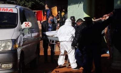 HOY / Analizan si policía estaba drogado cuando mató a toda la familia en Capiatá