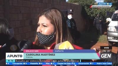 HOY / Habló la fiscal Carolina Martínez, quien investiga el quíntuple homicidio en Capiatá
