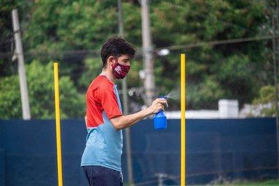 Covid-19: Primer positivo en el fútbol paraguayo