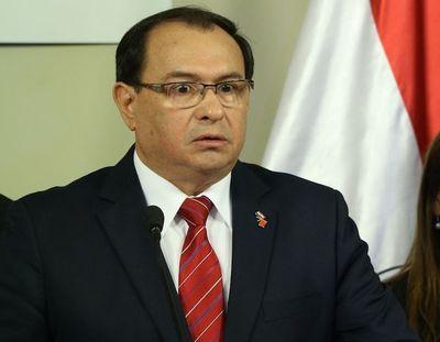 Senador piensa ampliar denuncia contra titular de Puertos