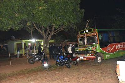 Tragedia en Capiatá: no descartan que policía esté vinculado al consumo de alcohol y drogas