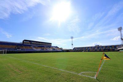 Vuelve el fútbol paraguayo: Luqueño y 12 de Octubre juegan el primer amistoso