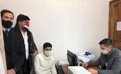 HOY / Sergio Díaz y Matias Villasanti logran evitar proceso por violar la cuarentena