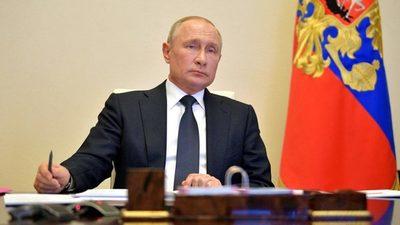 Putin buscaría un quinto mandato como presidente en 2024