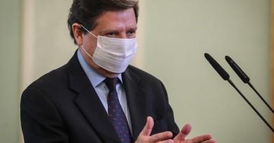"""""""Fue consecuencia de un desequilibrio"""", dijo Acevedo sobre crimen en Capiatá"""