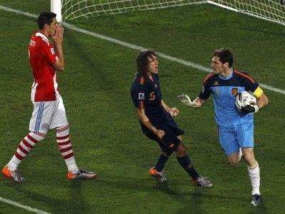"""""""A lo mejor hubiera ganado Paraguay"""", Vicente del Bosque y el penal frente a España en 2010"""