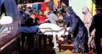Preparan la venida de la madre de los niños asesinados en Capiatá