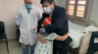 """""""Nos iban a ayudar, pero oparei"""", organizan actividades solidarias para niño baleado por policías – Prensa 5"""