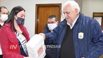 GOBERNADOR BRINDARÁ UN APORTE DE GS. 1.000.000 HASTA FIN DE AÑO AL PEDIÁTRICO.