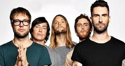 Arrestan a uno de los integrantes de Maroon 5