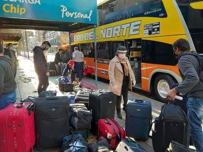 Esperan regreso de 1.300 paraguayos desde el exterior
