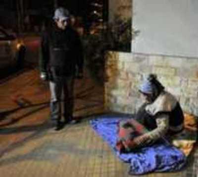 SEN asiste a personas en situación de calle durante frío