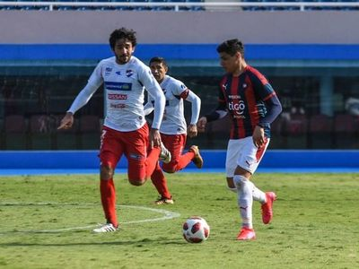 Cerro igualó en el primer amistoso previo al Apertura