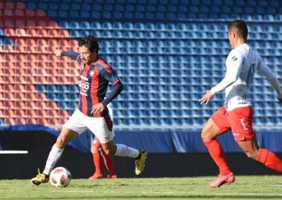 Así formó Cerro en el amistoso ante Nacional