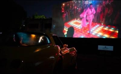HOY / Sacramento Autocinema abrió sus puertas