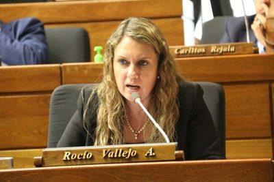 Diputada ve proyecto de aborto de corruptos de cargos públicos con poca chance