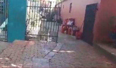 Presunto intento de homicidio en barrio Bernardino Caballero