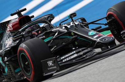 """Hamilton: """"Demostramos que seguimos siendo el mejor equipo"""""""