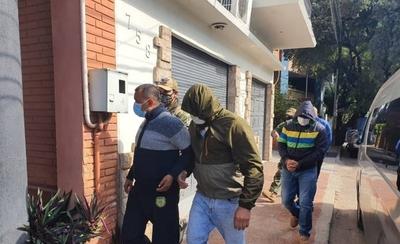 HOY / Dos militares y un policía detenidos con armas en Luque fueron imputados