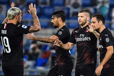 Lazio se hunde ante Milan