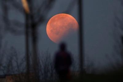 """""""Luna de Trueno"""", el eclipse que se verá esta noche"""