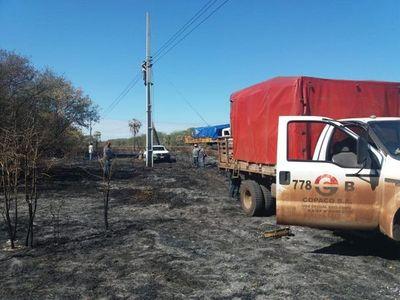 Copaco restablece servicio tras tres días y medio en el Chaco
