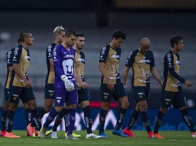 Carlos González marca, pero no le alcanza a Pumas