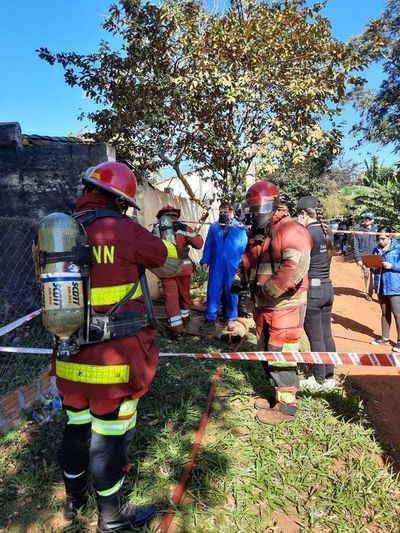 Fiscalía investiga causa de incendio que dejó un muerto en J. A. Saldívar
