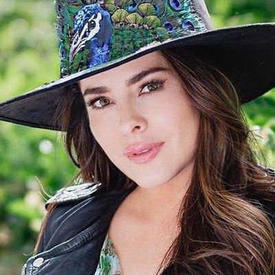 Danna García la actriz que peleó tres meses con el covid-19